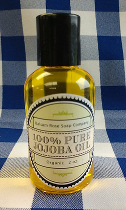 100% Pure Jojoba Oil-Certified Organic