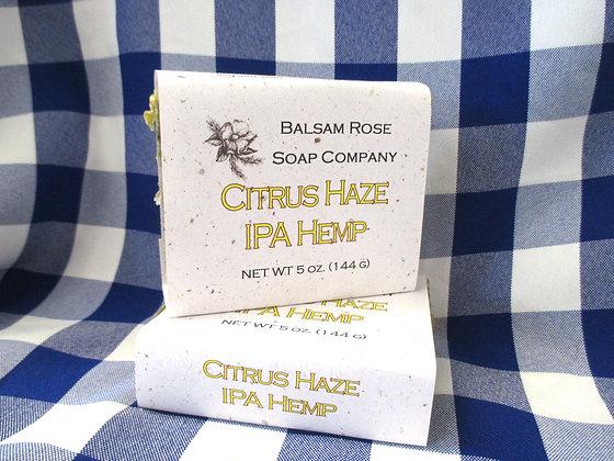 Citrus Haze IPA Hemp
