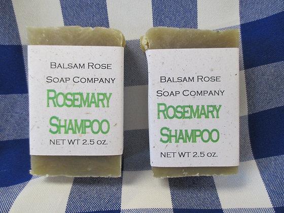 Shampoo Bar, Rosemary