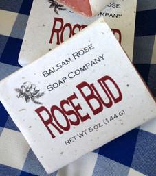 Soapmaking Day! Rose Bud Bar!
