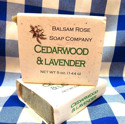 Cedarwood & Lavender
