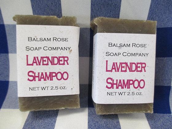 Shampoo Bar, Lavender
