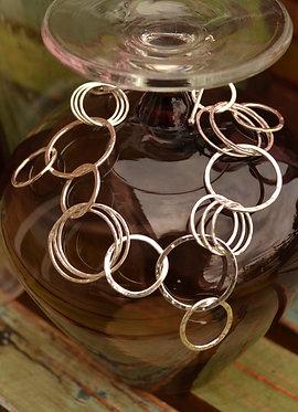 Multi-Link Circle bracelet