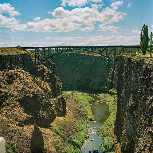 [Oregon on Film] Bridge I Forgot The Name Of
