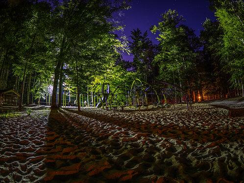 [Walden] Playground At Night