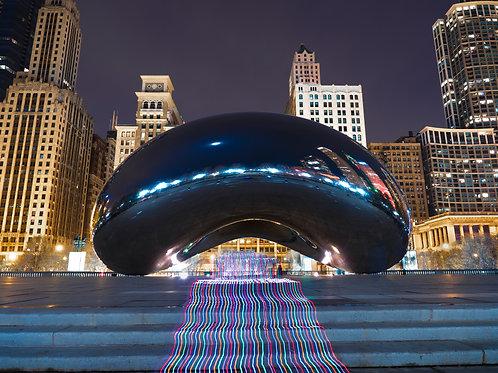 [Chicago] Cloud Gate (The Bean)
