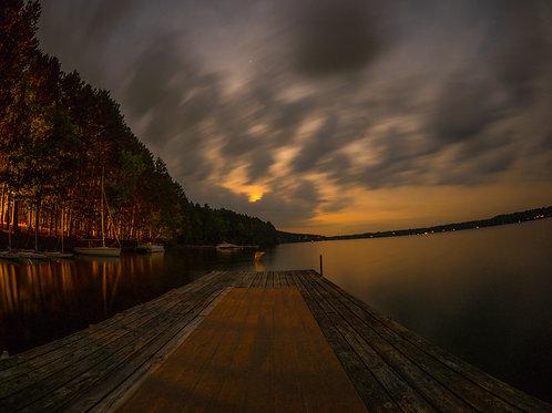 [Walden] Sailing Dock At Night