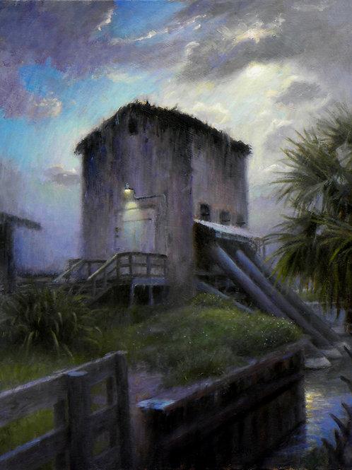 Pump House Nocturne
