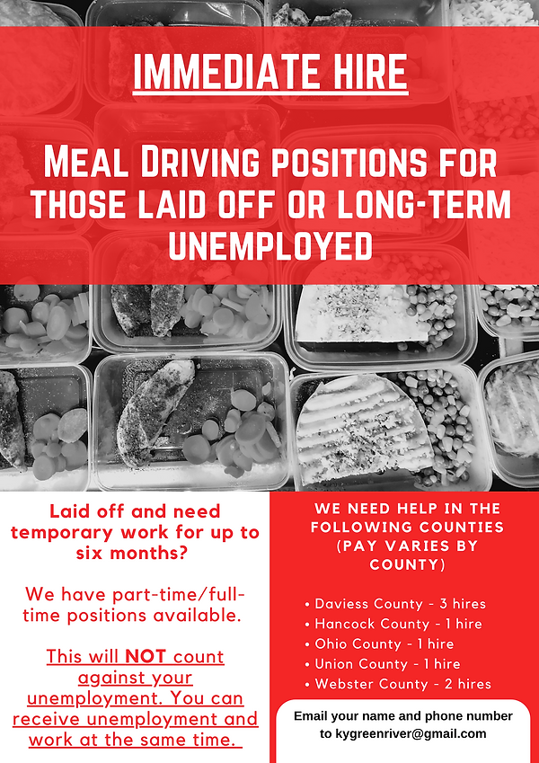 Meals on Wheels Drivers Wanted 122020.pn