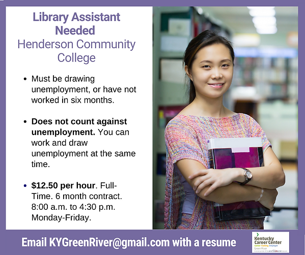Library Assistant at HCC 122020.png