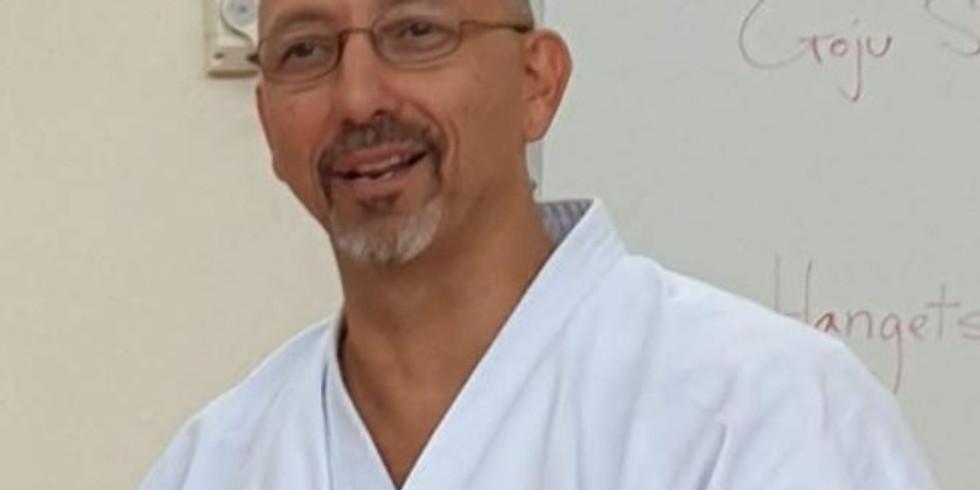 Sensei Karl National Kata Gasshuku (Nov 2019)