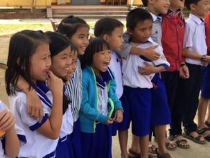 BUILDING BRIDGES, EXPANDING A CHILD'S WORLD