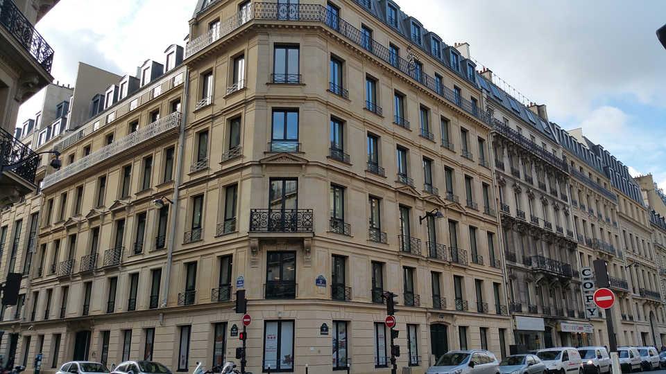 Paris-Victoire