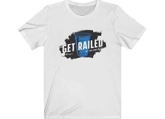 Get Railed Unisex Softstyle T-Shirt