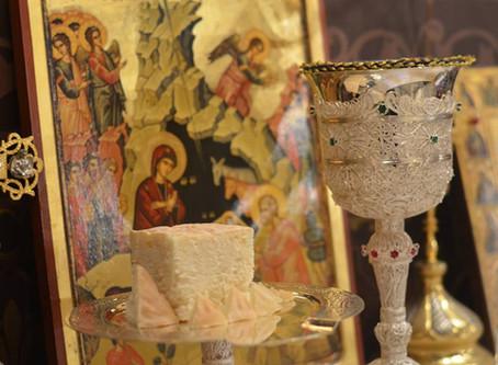 """""""Pentru viața lumii"""" - Serie de cateheze online despre Sfânta Liturghie*"""