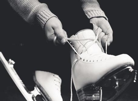 Cu mic, cu mare, la patinoar