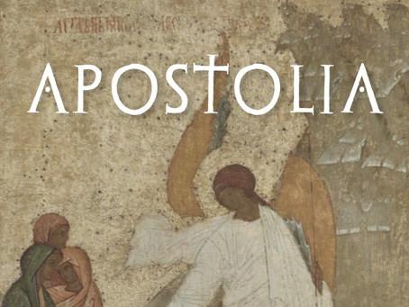 Citește Revista APOSTOLIA online