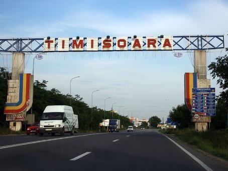 Transport TIMIȘOARA-ANTWERPEN