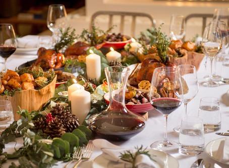 Agapa festivă de Crăciun, în familia parohiei