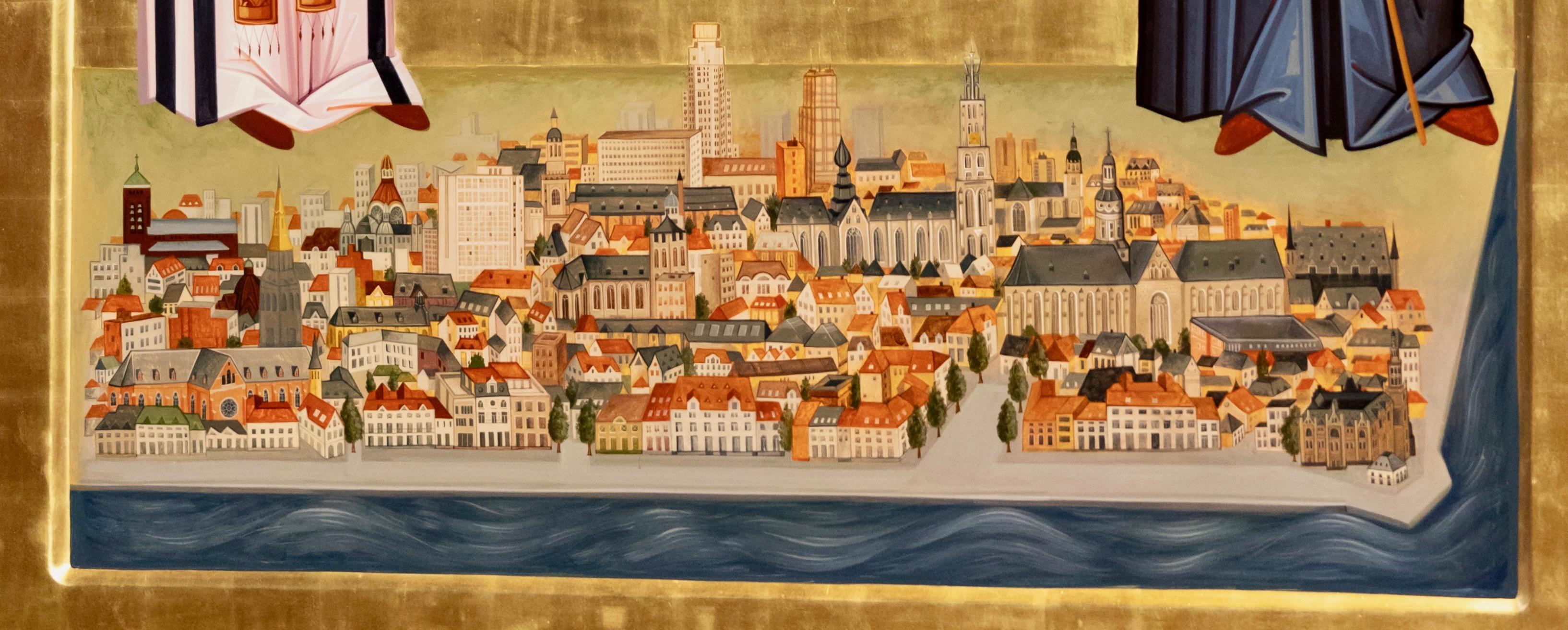 Antwerpen stilizat