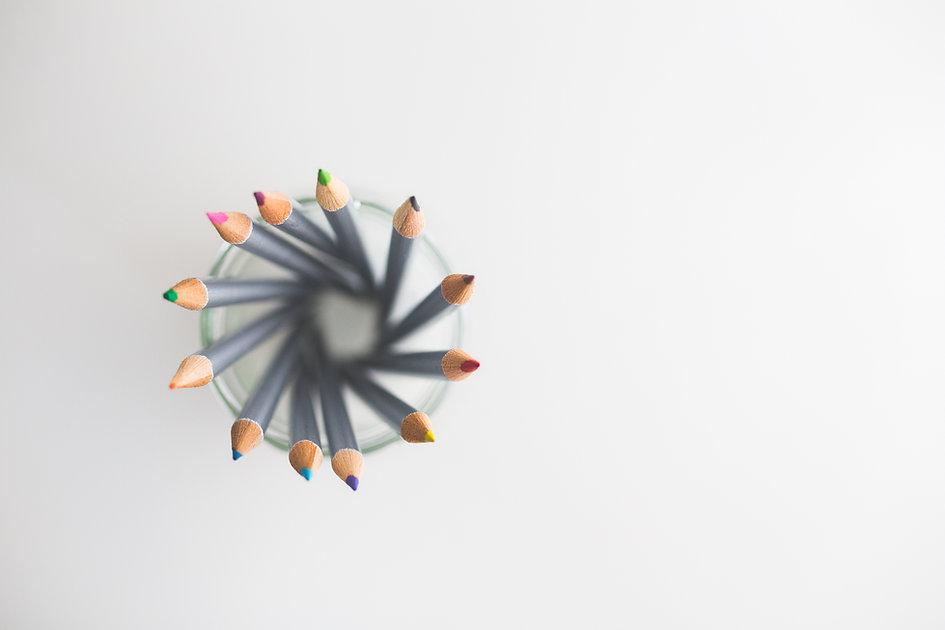 カップ鉛筆