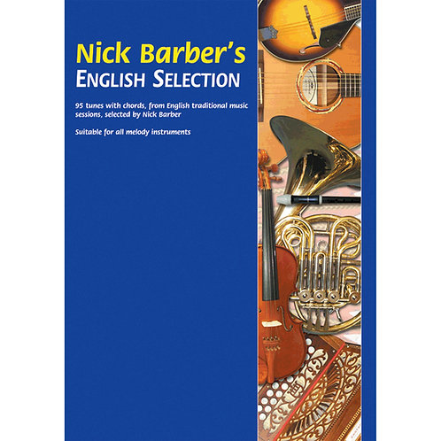 Nick Barber's English Selection Book - Nick Barber