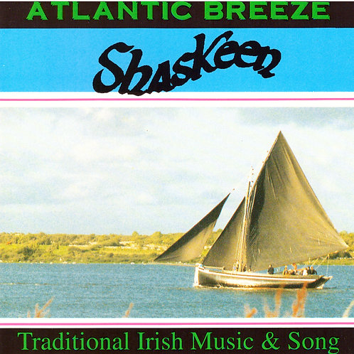 The Atlantic Breeze CD - The Shaskeen