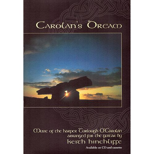 Carolan's Dream Book - Keith Hinchliffe