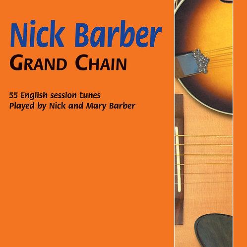 Grand Chain CD - Nick Barber
