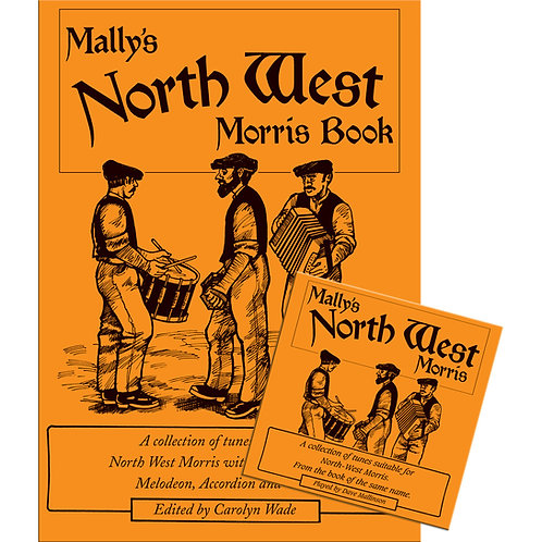 Mally's North West Morris Book and CD - Carolyn Wade