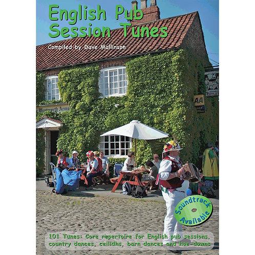 English Pub Session Tunes Book - Dave Mallinson