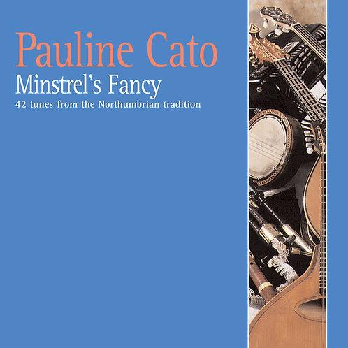 Minstrel's Fancy CD - Pauline Cato