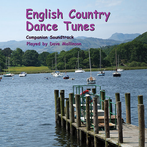 English Country Dance Tunes CD - Dave Mallinson
