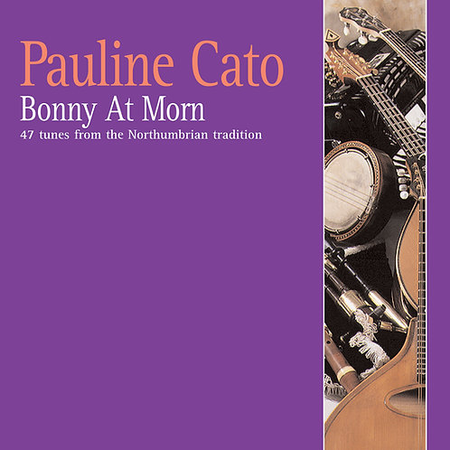 Bonny at Morn CD - Pauline Cato