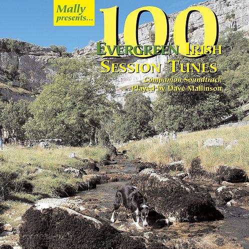 100 Evergreen Irish Session Tunes CD - Dave Mallinson