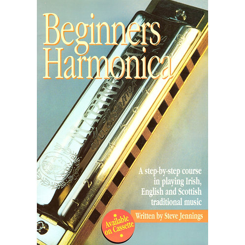 Beginners Harmonica Book - Steve Jennings