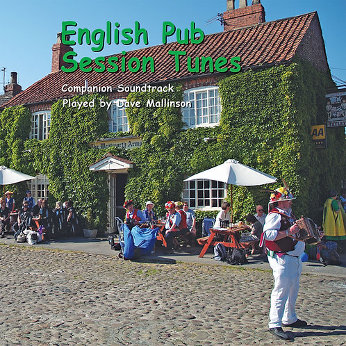 English Pub Session Tunes CD - Dave Mallinson
