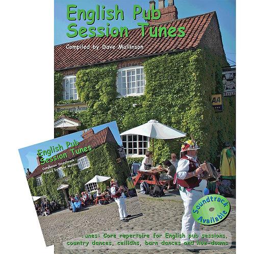 English Pub Session Tunes Book and CD - Dave Mallinson