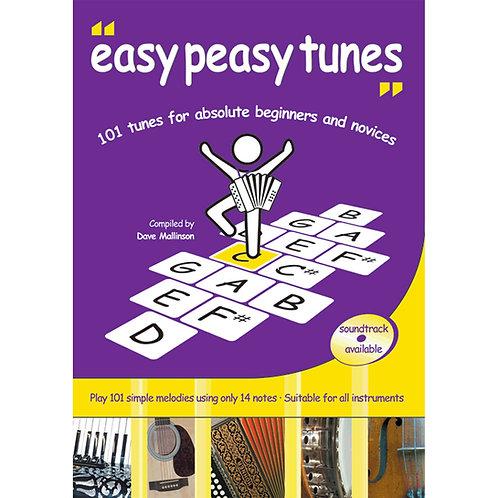 Easy Peasy Tunes Book - Dave Mallinson