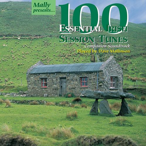 100 Essential Irish Session Tunes CD - Dave Mallinson