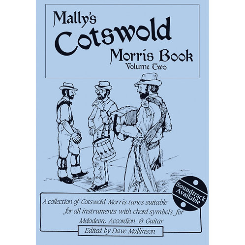 Mally's Cotswold Morris Book Volume 2 - Dave Mallinson