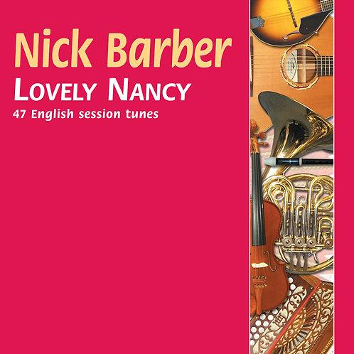 Lovely Nancy CD - Nick Barber
