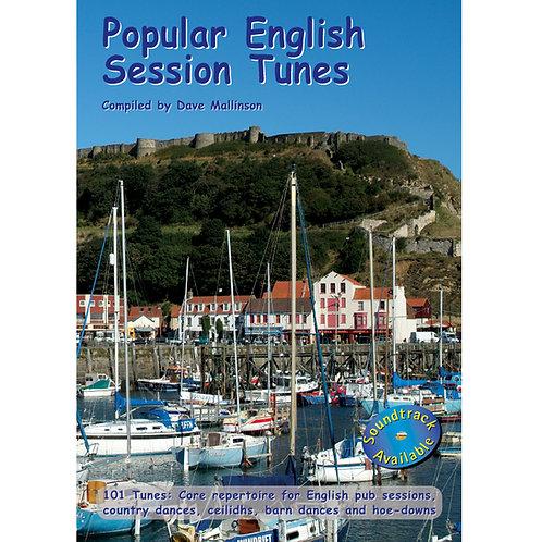 Popular English Session Tunes Book - Dave Mallinson