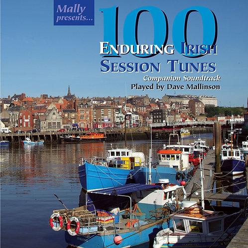 100 Enduring Irish Session Tunes CD - Dave Mallinson