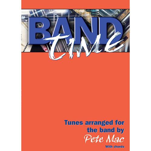 Band Time Book - Pete Mac