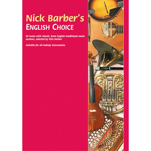 Nick Barber's English Choice Book - Nick Barber