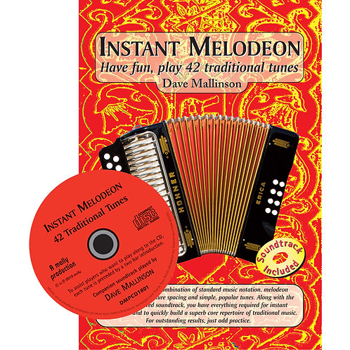 Instant Melodeon - Dave Mallinson