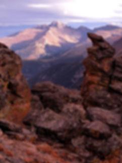 Long Peak from Rock Cut.jpg