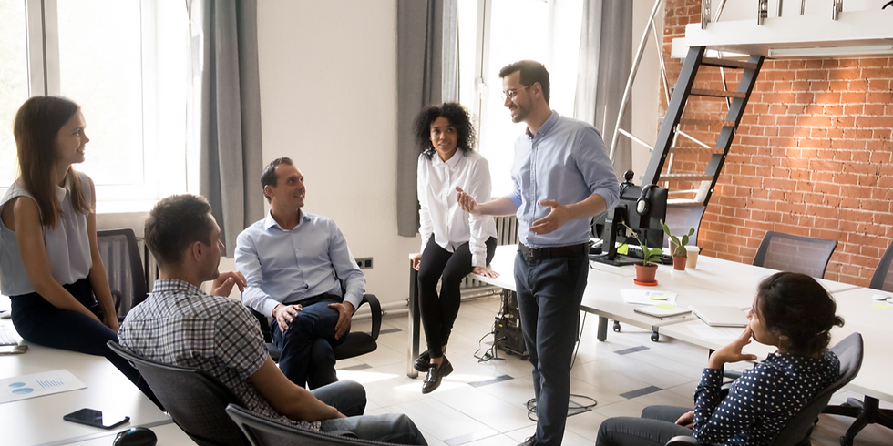 FREE Webinar:  5 Simple Tips for Earning Respect as a Leader