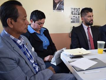 Morena lleva audiencia contra Carlos Leal el Diputado Homofobico de Nuevo León
